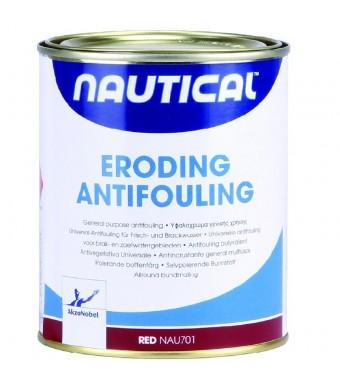 NAUTICAL BUNDMALING RØD 2.5L