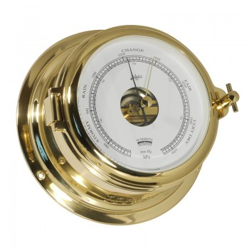 BAROMETER, GLASDIA. 100MM