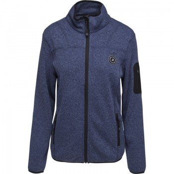 KEY WEST ETTA FLEECE COBALT Str. M