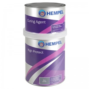 HEMPEL HIGH PROTECT 3565 GRÅ 750ML