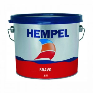 HEMPEL BRAVO BUNDMALING GRØN 42810 5L