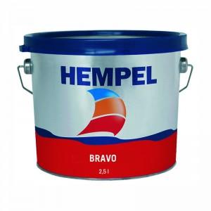 HEMPEL Bravo BUNDMALING RØDBRUN 52820 5L