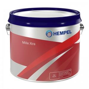 HEMPEL MILLE XTRA BUNDMALING - SORT 2.5L