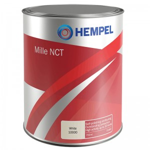 HEMPEL MILLE NCT BUNDMALING - PEPPERGREY 750ML