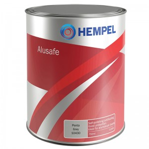 HEMPEL ALU SAFE BUNDMALING - SORT 750ML