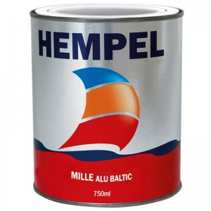 HEMPEL MILLE ALU BALTIC BUNDMALING - SORT 19990 750ML