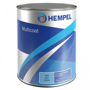 HEMPEL MULTICOAT LYSBLÅ 3339 750ML