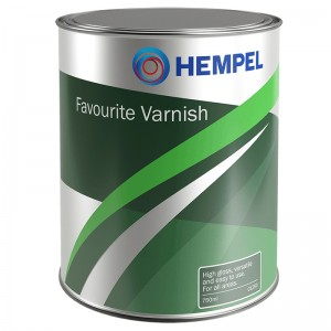 HEMPEL FAVOURITE VARNISH 375ML