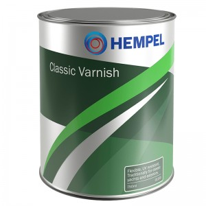 HEMPEL CLASSIC VARNISH 750ML