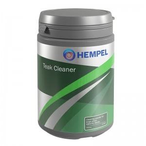 HEMPEL TEAK CLEANER PULVER 750GR.