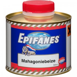EPIFANES MAHOGNY BEJDSE 500ML