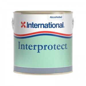 INTERPROTECT GRÅ 750ML