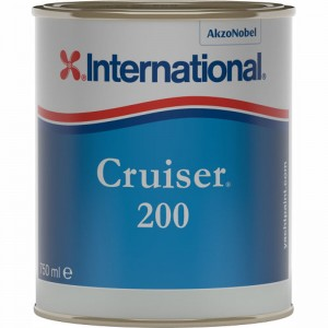 CRUISER BUNDMALING - BLÅ 750ML