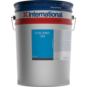 INTERNATIONAL UNI-PRO 250 BUNDMALING - SORT 5L