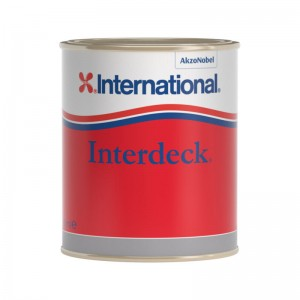 INTERDECK GRÅ 750ML