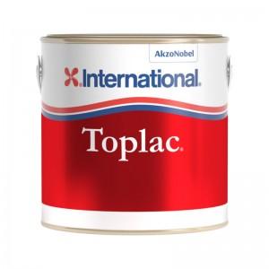 TOPLAC 104 MELEMBLÅ 750ML