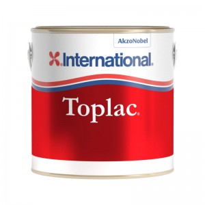 TOPLAC 051 SORT 750ML