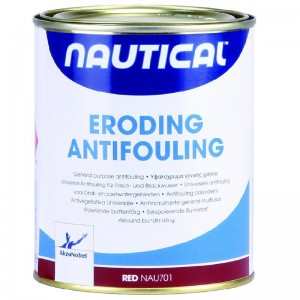 NAUTICAL BUNDMALING RØD 750ML