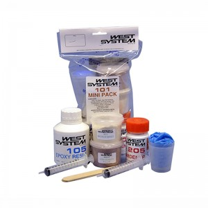 WEST SYSTEM REPAIRKIT 300GR