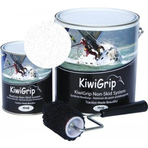 KIWIGRIP HVID 4 LTR.