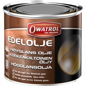 OWATROL EDELOLIE 0.5 LTR