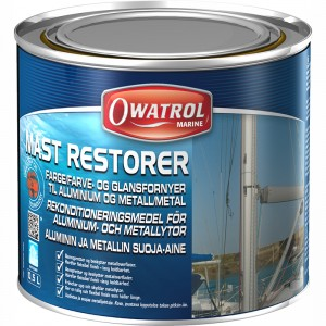 OWATROL MAST & ALU RESTORER