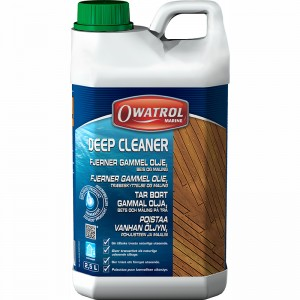 OWATROL DEEP CLEANER 2.5 LTR.