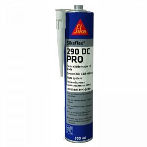 Sika 290 DC PRO sort 300 ml