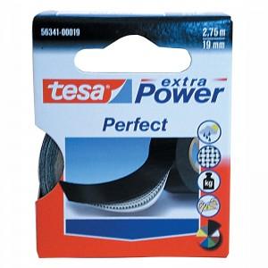 TESA TAPE 38MM SORT 2,75M