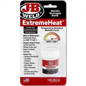 JB WELD EXTREME HEAT METALLIC PASTE
