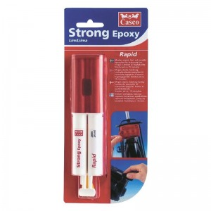 STRONG EPOXY DOBB SPRØJTE 24ML