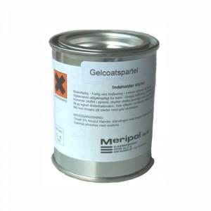 GELCOAT SPARTELMASSE FARVE9000