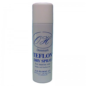 OH TEFLON SPRAY 260ML