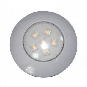 INDBYGNINGSSPORTS 6 LED HVID