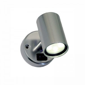 POWER TUBE LAMPE ALU