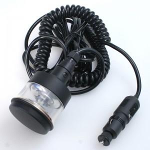 UNDERVANDSLYS LED 12V M/ 3 MTR LEDNING
