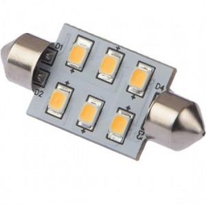 PINOLPÆRE 6 LED 8-30V - 1.3W