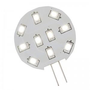 LED G4 8-30V 10 DIODE VARMHVID