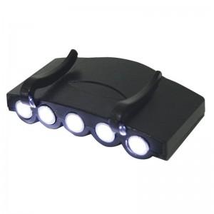 LYS TIL KASKET LED, 2XCR2032