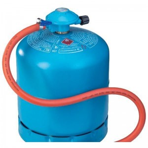 GASFLASKE 3 KG INCL GAS