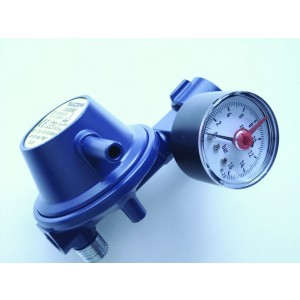 GASREGULATOR M/MANOMETER