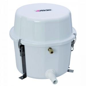 GASKASSE EN GASFLASKE 2/3 kg