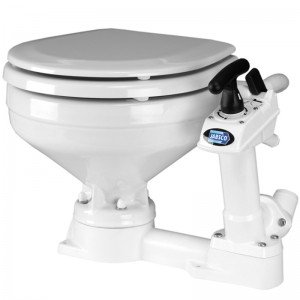 JABSCO MARINETOILET, STOR MODEL