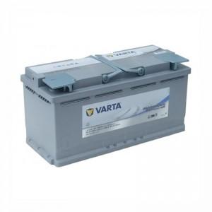VARTA AGM BATTERI 12V 105AH