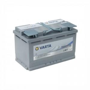 VARTA AGM BATTERI 12V 80AH