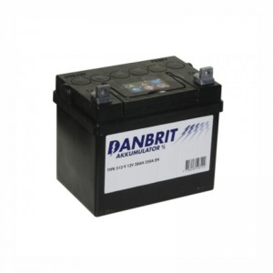 DANBRIT MC BATTERI 28AH