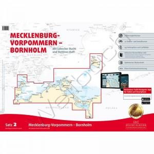 SÆT 2 MECKLENBURG- BORNHOLM