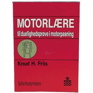 MOTORLÆRE TIL DUELIGHEDSPRØVE