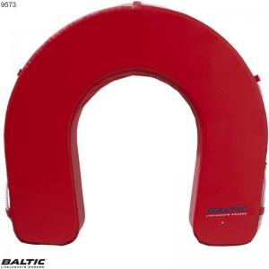 Hestesko betræk Rød BALTIC 9573