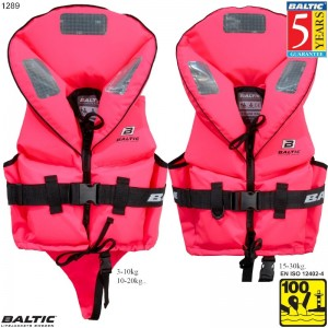 Pro Sailor rednings vest Rosa BALTIC 1289 Str:1/3-10